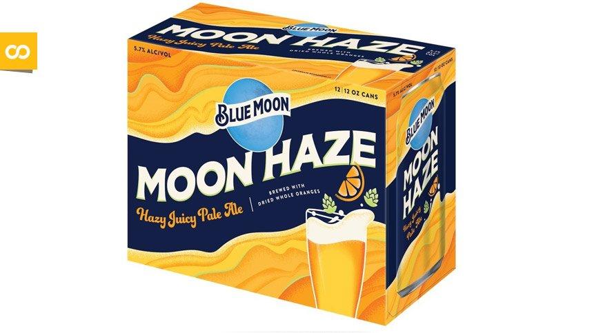 Moon Haze, la premiada craft de Blue Moon ya está disponible en todo EEUU | Loopulo