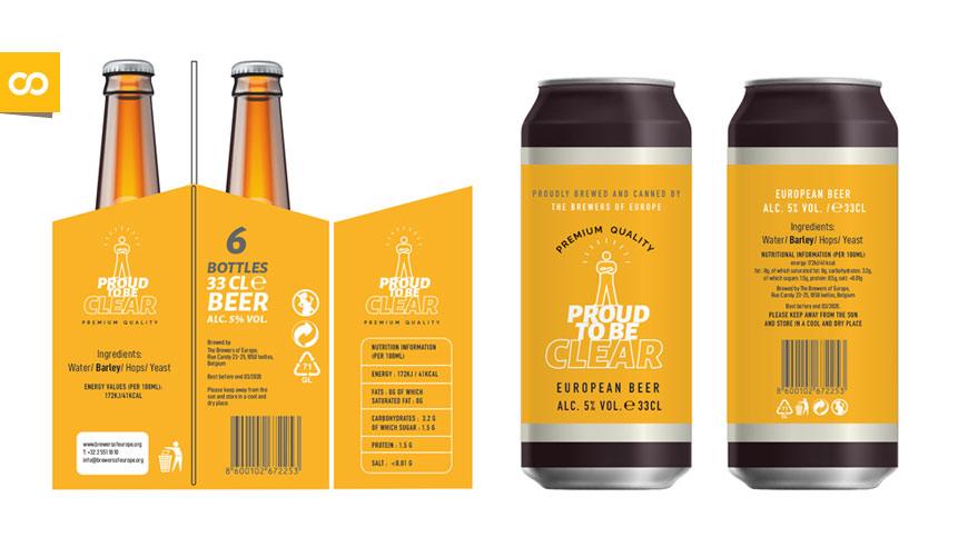 Cerveceros de Europa respalda un mejor etiquetado en el Día Internacional del Acceso a la Información - Loopulo