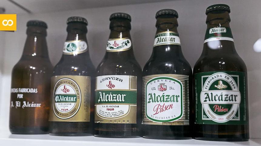 Cerveza El Alcázar, el regreso de un símbolo jiennense - Loopulo