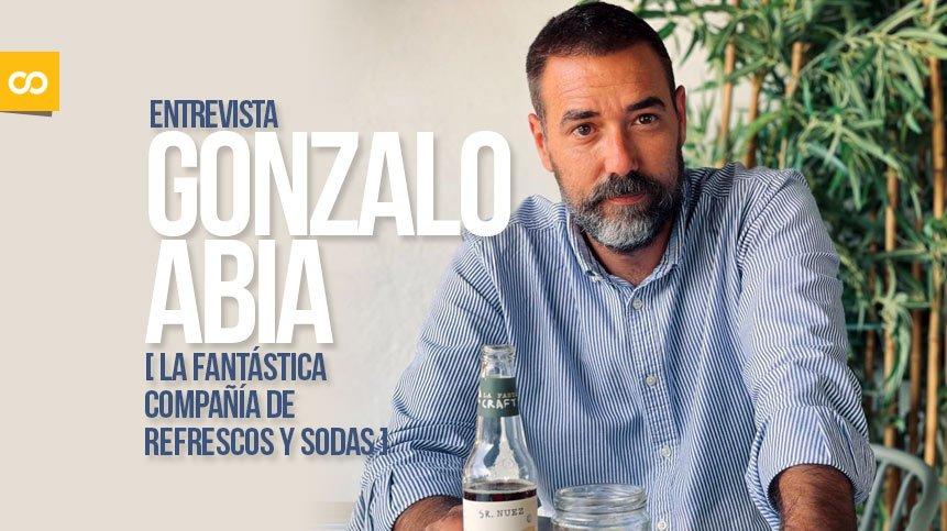 Entrevistamos a Gonzalo Abia de La Fantástica Compañía de Refrescos y Sodas - Loopulo