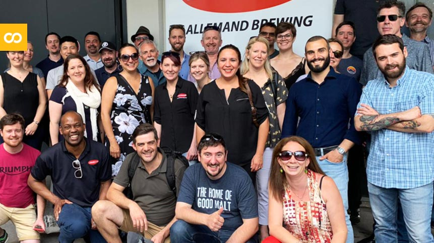 Entrevista a Joan Montasell, Technical Sales Manager en Lallemand Brewing - Loopulo