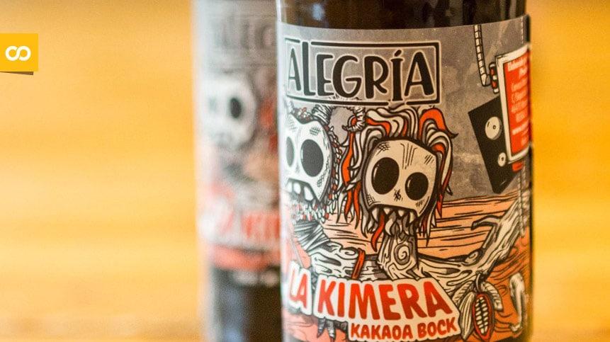 Kimera: Las Cervezas del Mercado by BWK presenta lo nuevo de Alegría - Loopulo