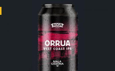 Orrua, la nueva colaboración entre Mala Gissona y Boga ya está disponible