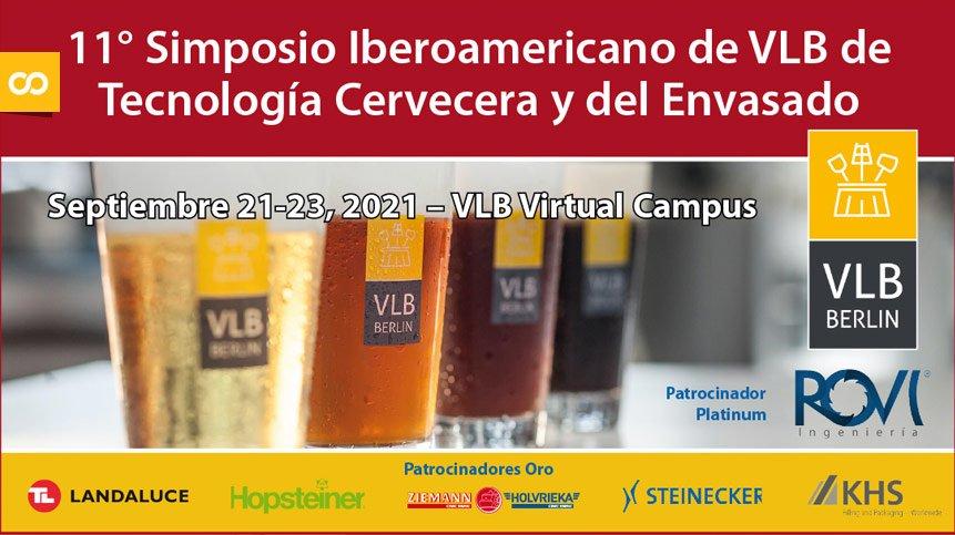 El Simposio Iberoamericano de tecnología cervecera y del envasado de VLB se llevará a cabo este año en formato digital - Loopulo