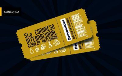 Sorteo de 2 entradas para la 5ª edición del Brewmaster