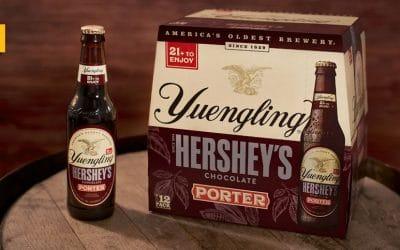 Yuengling Hershey's Chocolate Porter vuelve este otoño por tiempo limitado