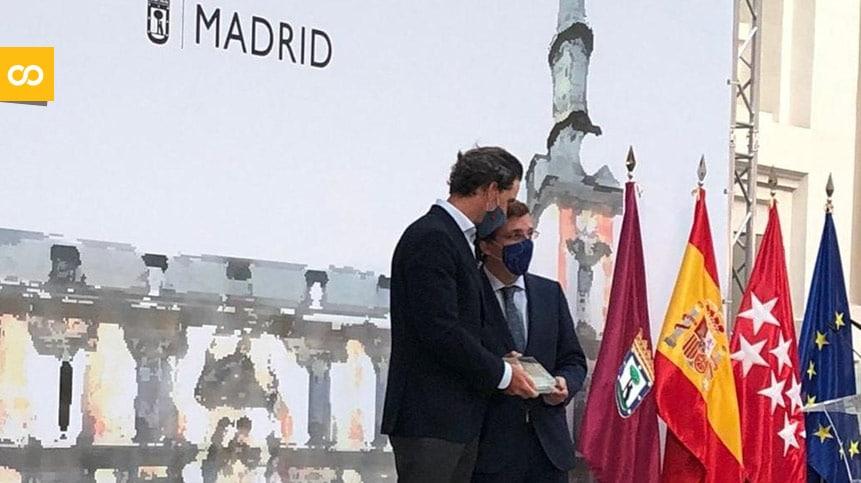 El Ayuntamiento de Madrid reconoce a Mahou San Miguel por su apoyo al sector hostelero y turístico – Loopulo