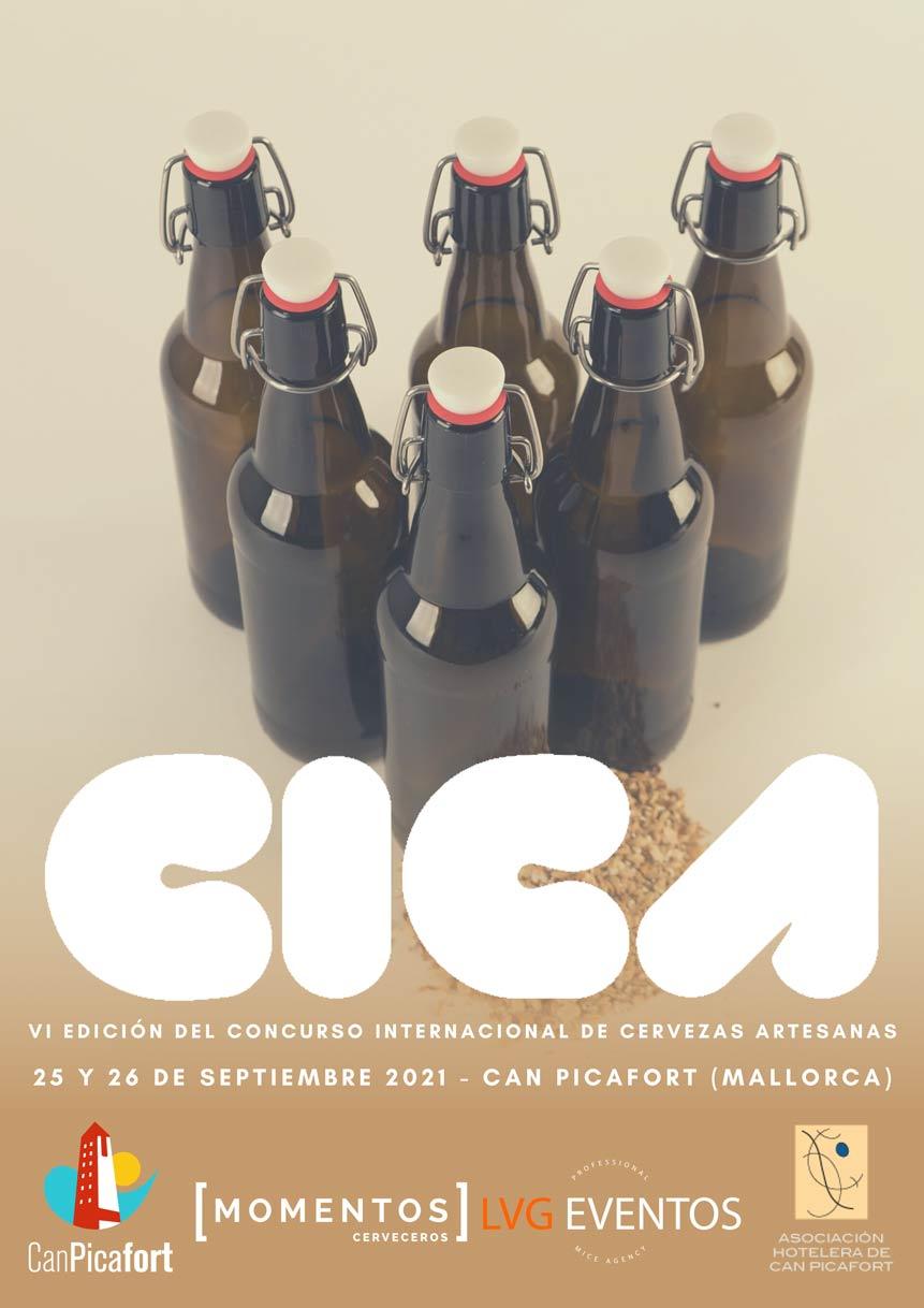 Can Picafort acogerá la VI Edición del CICA y la I Fira de la cervesa artesanal balear – Loopulo