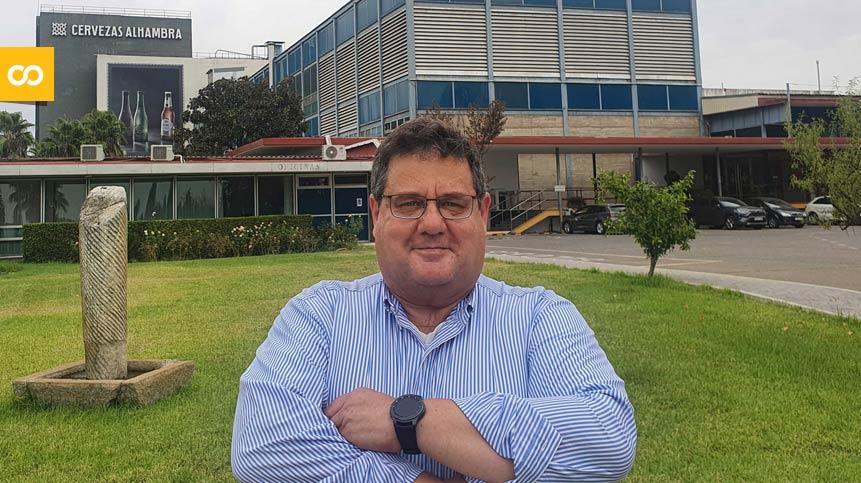 Enrique Alonso Montoya, nuevo director del centro de producción de Mahou San Miguel en Córdoba | Loopulo