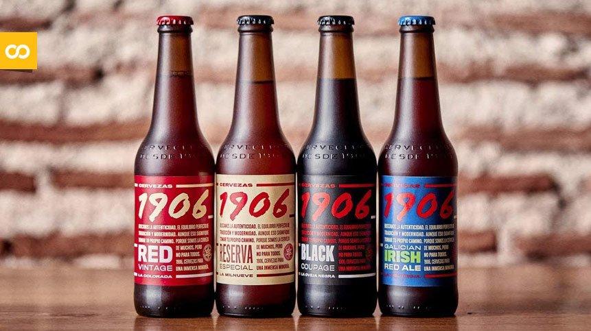 Cervezas 1906, la premiada familia de Hijos de Rivera – Loopulo