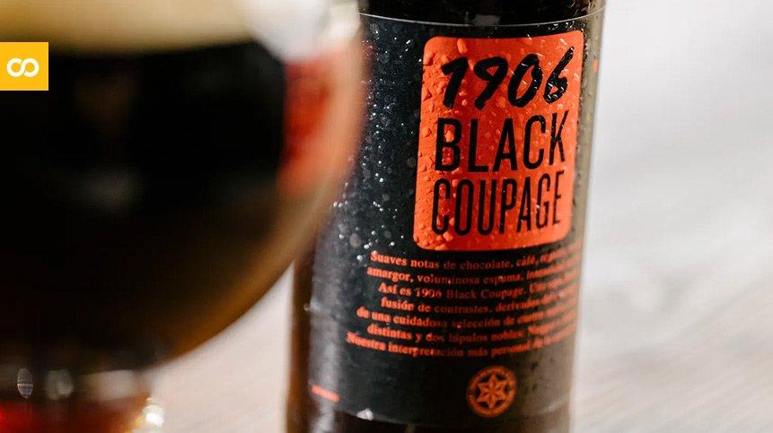 1906 Black Coupage – Loopulo