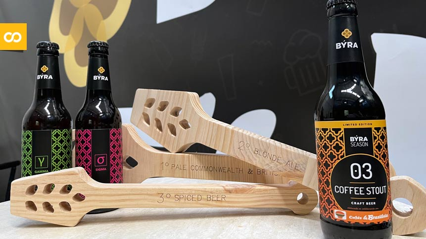 BÝRA SIGMA, mejor cerveza Strong Bitter en CICA 2021 - Loopulo