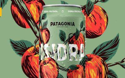 Isidra: Cerveza Patagonia lanza una sidra frutada de edición limitada