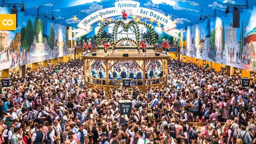 Oktoberfestbier, la cerveza de la popular fiesta alemana - Loopulo